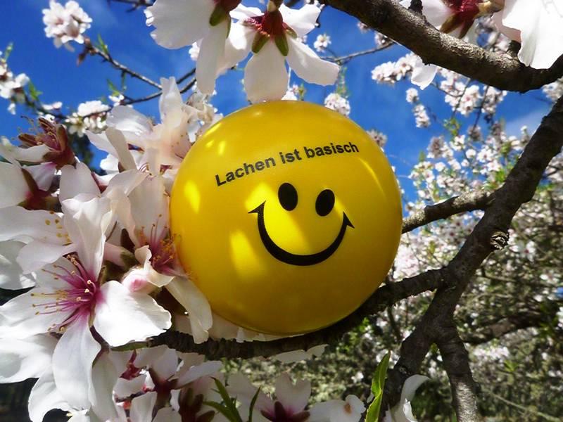 Lachen ist basisch | Fastenwandern nach Ralf Moll