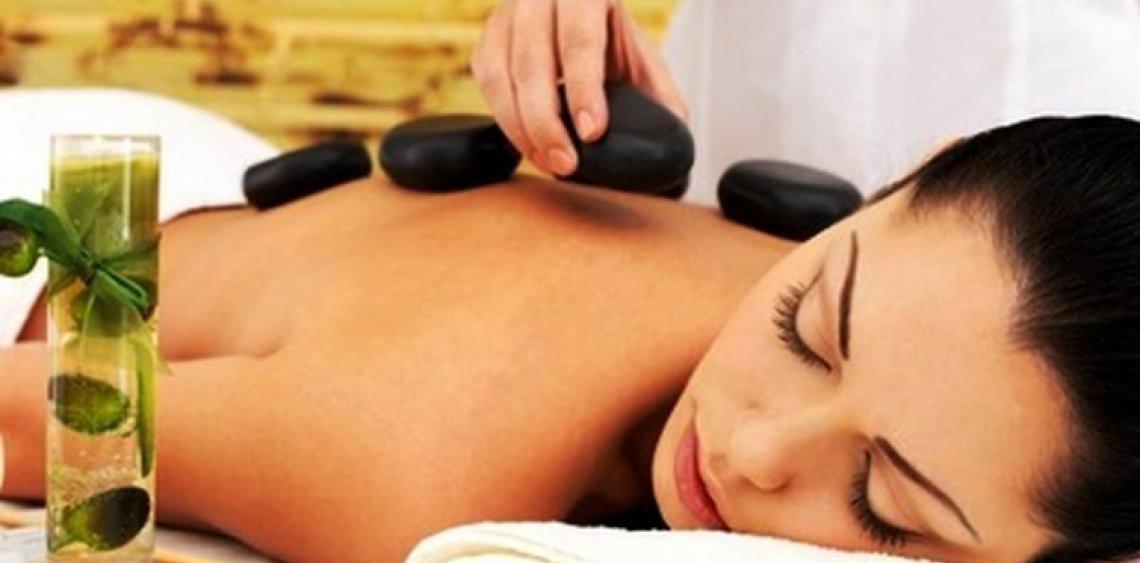 Hot-Stone-Massagen