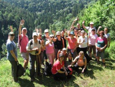 Fastenwandern Schwarzwald Fasten Wanderungen
