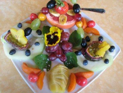 Fastenwandern mit Früchtefasten