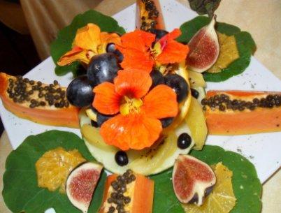 Fatenwandern mit Obst