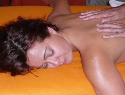 Tolle Massagen nach einer Fastenwanderung