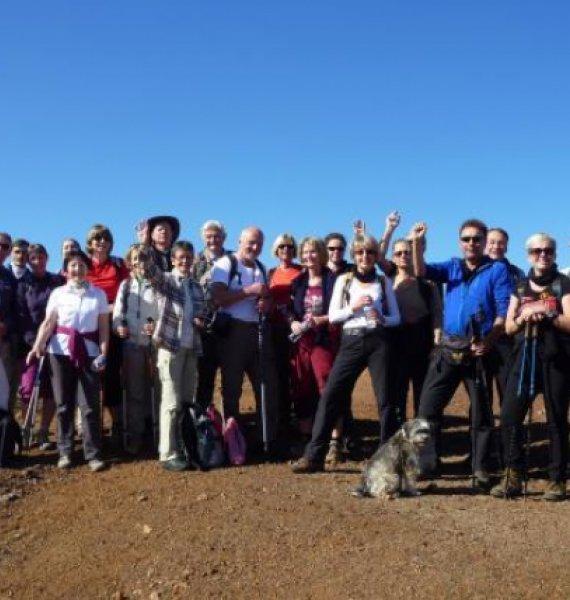 Unsere Fastengruppe auf La Palma