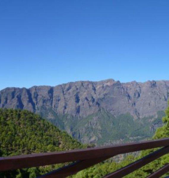 Cumbre (Gebirgskamm) La Palma
