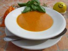 köstlichen Süßkartoffel-Kokos Suppe