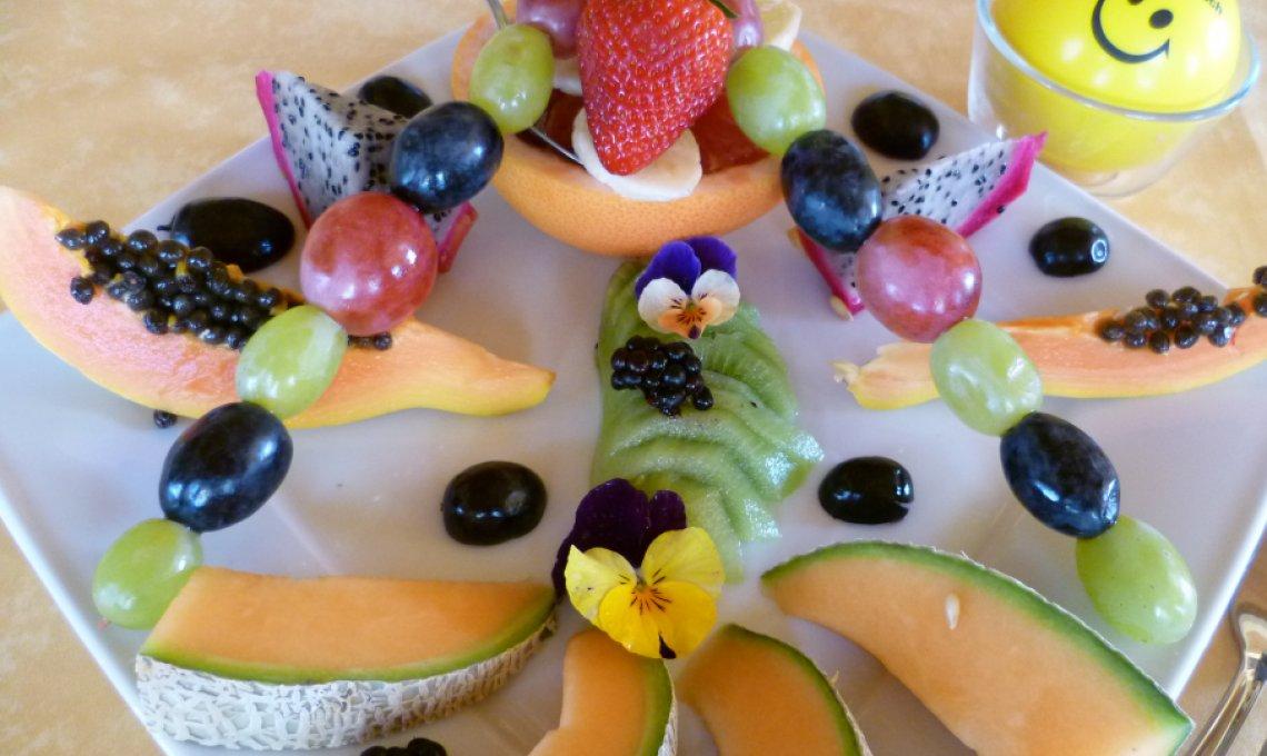Typfasten als Früchtefasten