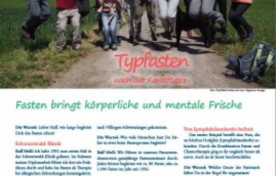 """Ralf Moll """"Typfasten nach der Konstitution"""""""