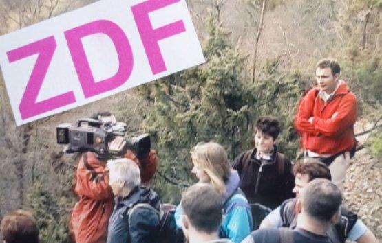 """ZDF / große Fernsehreportage 2003 Typgerecht Fastenwandern"""""""