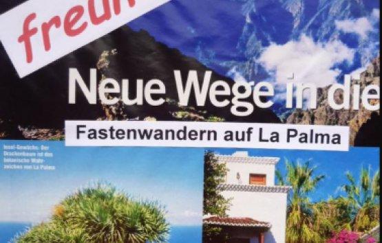 Neue Wege in die Leichtigkeit, Fasten auf La Palma