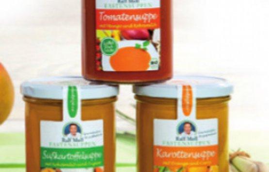 Löffel Dich Leicht -Suppen