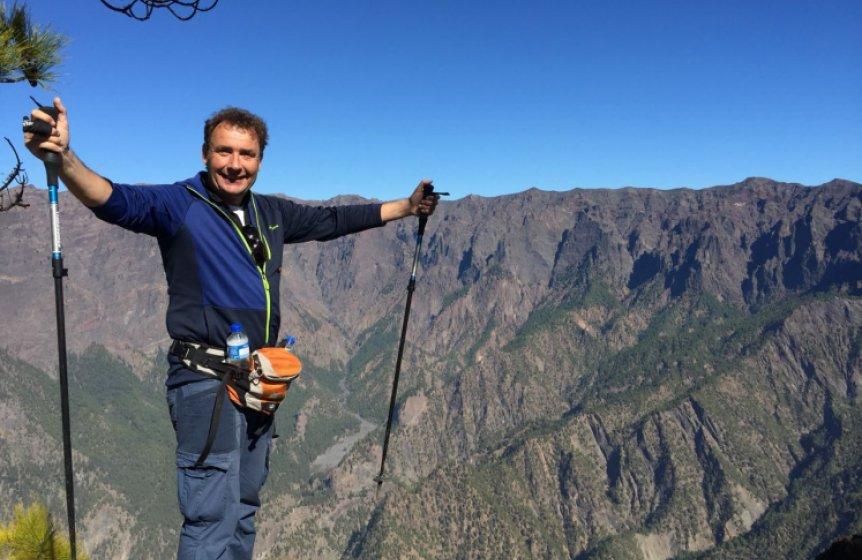 Fastenwandern auf La Palma in wunderschöner Natur