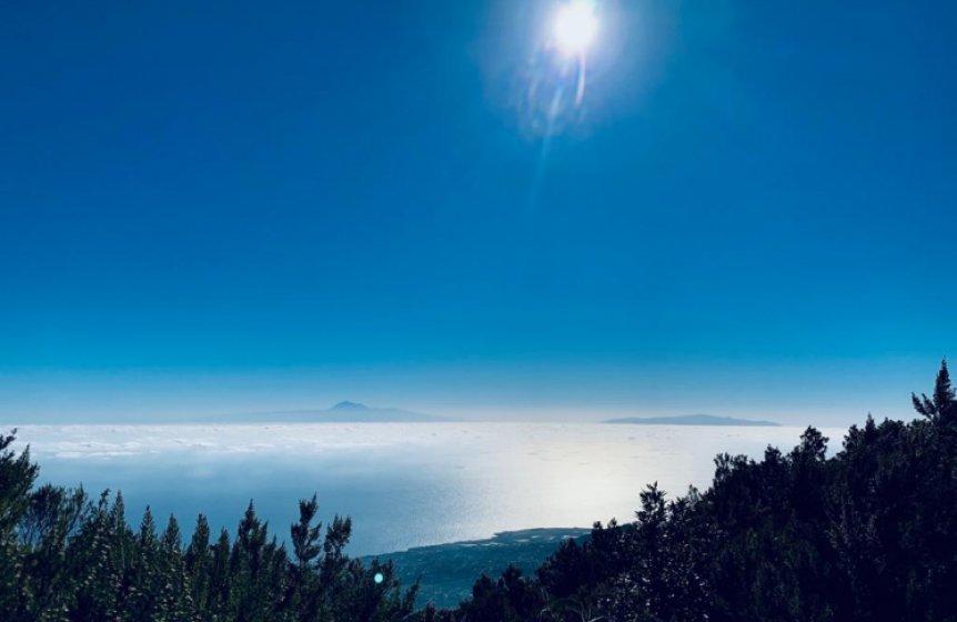 Fastenwandern Fasten La Palma kanaren