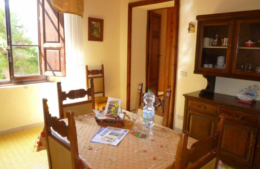 Die Küche der Seminaranlage