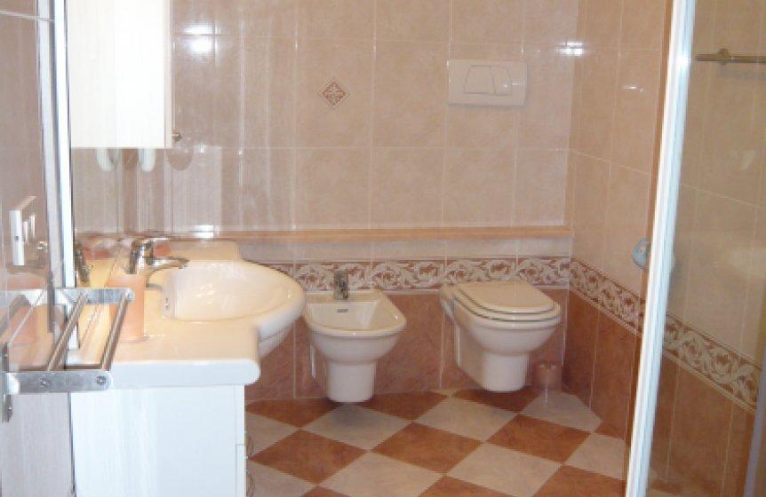 Sanitäre Anlagen in der Seminaranlage Toskana