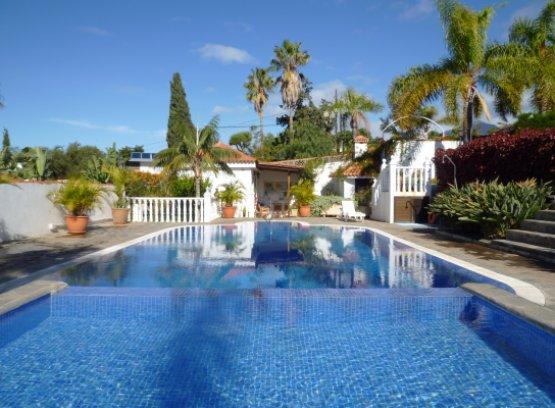Unsere Seminaranlage / Unterkunft auf La Palma
