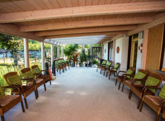 Der Seminarraum im Grünen - Fastenzentrum Birkhalde