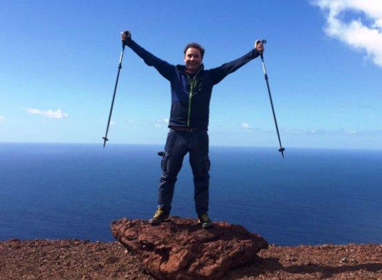 Fastenwandern Fasten La Palma Wandern