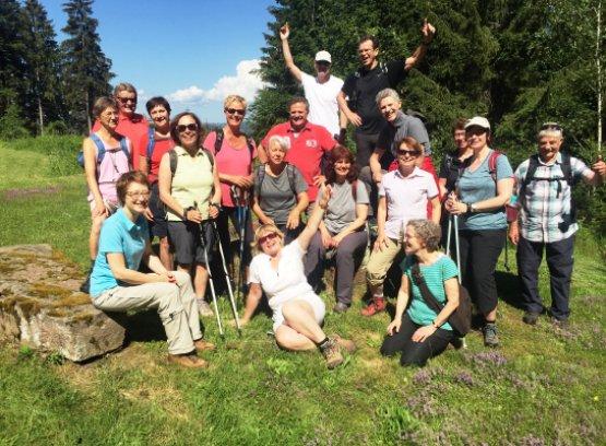 Fastenwandern Fasten Wanderung Schwarzwald