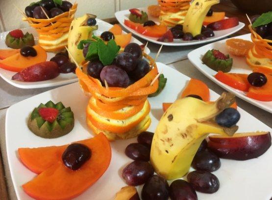 Früchtefasten / eigenes Küchenteam