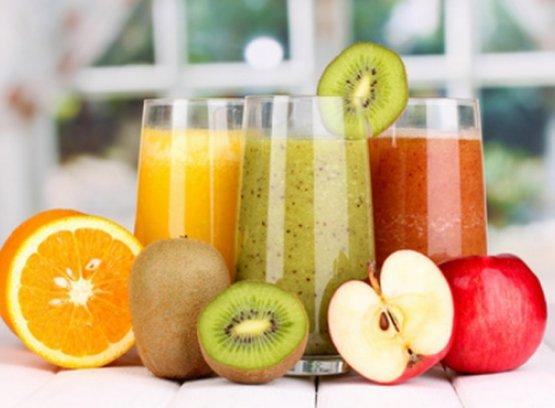 Saftfasten aus regionalen Früchte- und Gemüsesorten