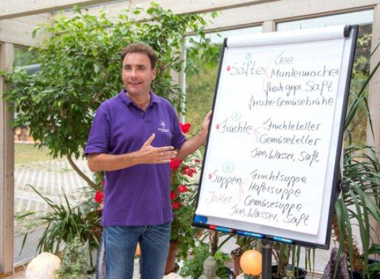Fastenwandern Vorträge im Schwarzwald