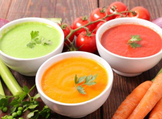 Gemüsefasten mit regional frischem Gemüse