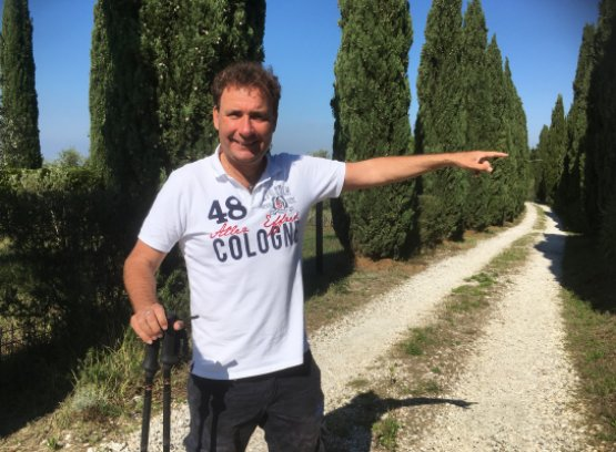 Fastenwandern Fasten Toskana Wandern Typfasten
