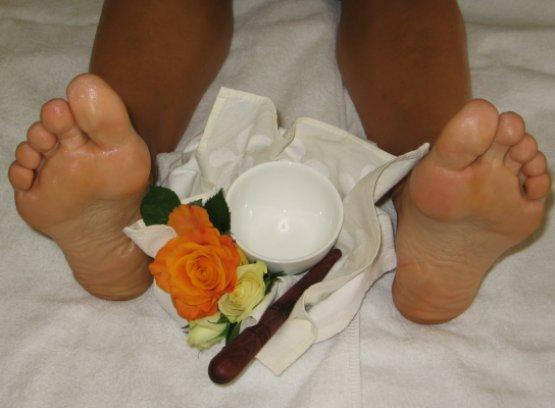 Fasten und Massage