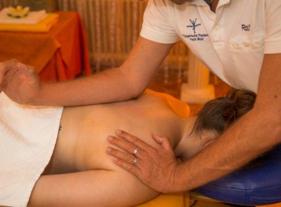 Entsäuerungs-Faszien-Massage