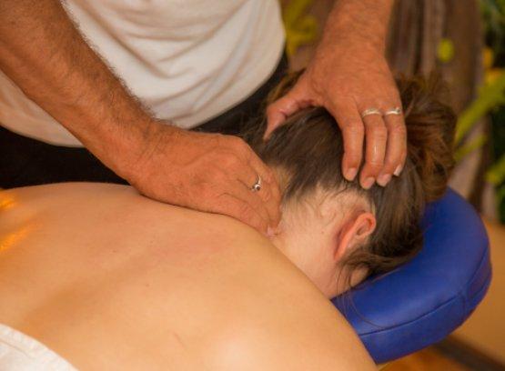 Schmerz-Frei-Massage nach erfolgreicher Fastenwanderung