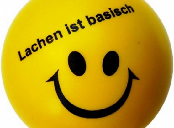 Unser Anti-Stress-Ball
