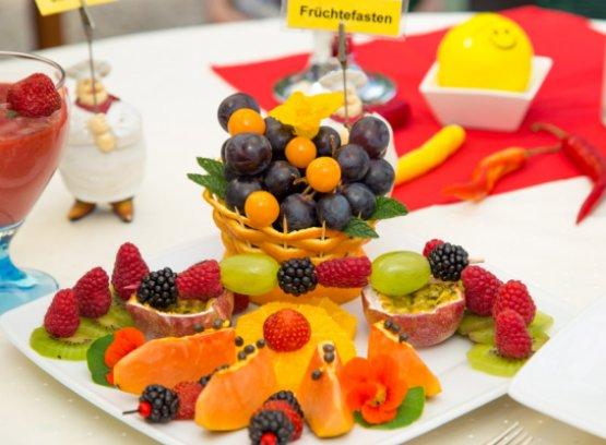 Fastenwandern Früchtefasten