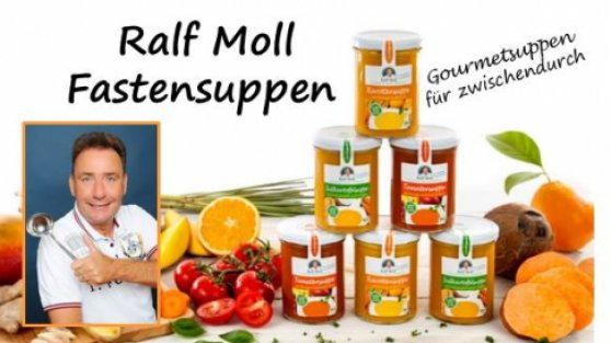 Video Ralf Moll Suppenfasten mit Fastensuppen im Glas