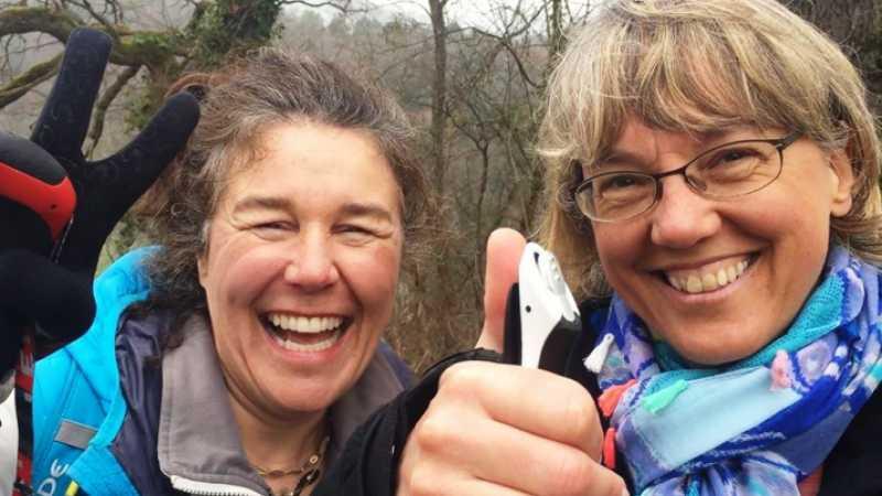 Fasten mit Wandern - zwei tolle Fastengäste berichten
