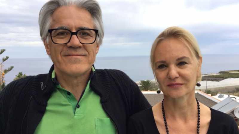 Fasten-Interview mit einem Ehepaar auf La Palma