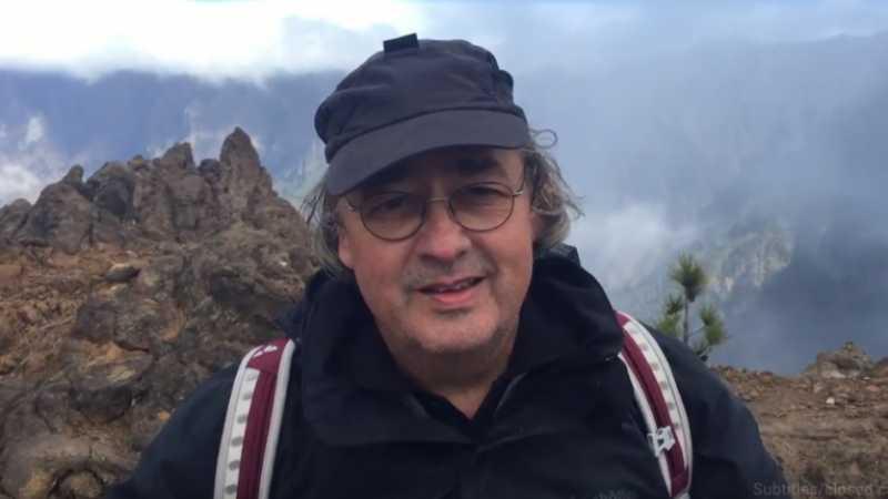 Bin ein Überzeugungstäter - Im Interview auf La Palma