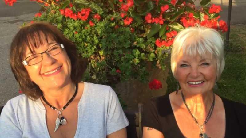 Begeisterung seit vielen Jahren - 2 Faster im Gespräch in der Toskana